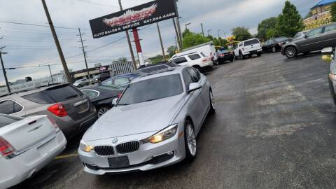 2013 BMW 3 Series for sale at Washington Auto Group in Waukegan IL