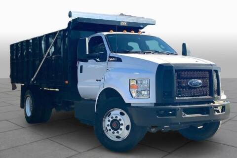2017 Ford F-750 Super Duty for sale at CU Carfinders in Norcross GA