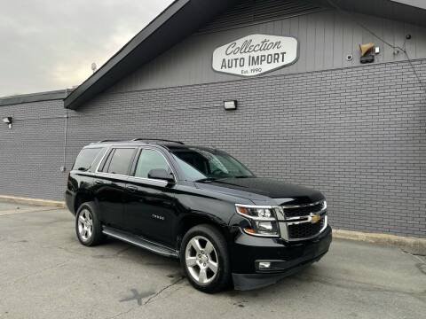 2015 Chevrolet Tahoe for sale at Collection Auto Import in Charlotte NC