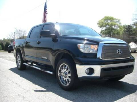 2012 Toyota Tundra for sale at Manquen Automotive in Simpsonville SC