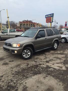 2002 Nissan Pathfinder for sale at Big Bills in Milwaukee WI