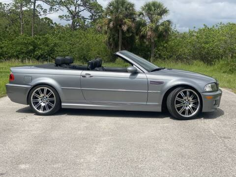 2006 BMW M3 for sale at D & D Used Cars in New Port Richey FL