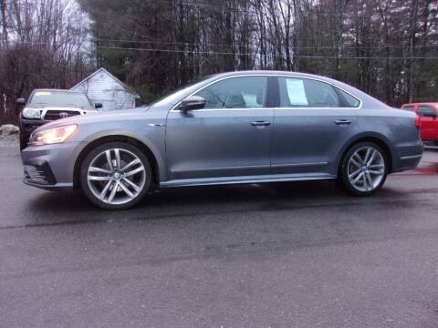 2017 Volkswagen Passat for sale at Mark's Discount Truck & Auto Sales in Londonderry NH