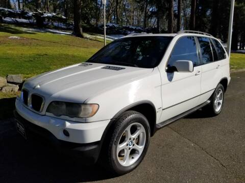 2003 BMW X5 for sale at All Star Automotive in Tacoma WA