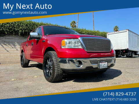 2007 Ford F-150 for sale at My Next Auto in Anaheim CA