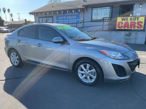 2010 Mazda MAZDA3 for sale at Blue Diamond Auto Sales in Ceres CA