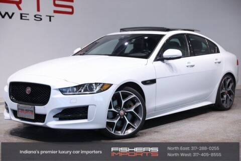 2017 Jaguar XE for sale at Fishers Imports in Fishers IN