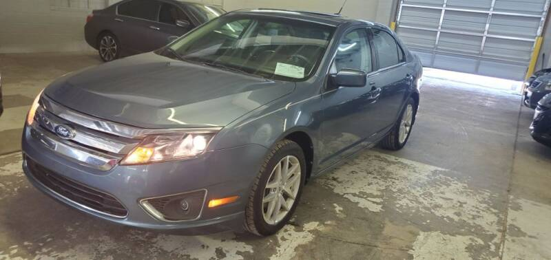 2012 Ford Fusion for sale at Klika Auto Direct LLC in Olathe KS