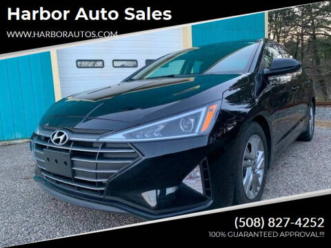 2020 Hyundai Elantra for sale at Harbor Auto Sales in Hyannis MA