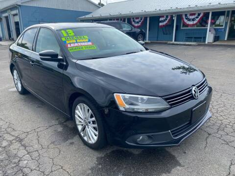 2013 Volkswagen Jetta for sale at HACKETT & SONS LLC in Nelson PA