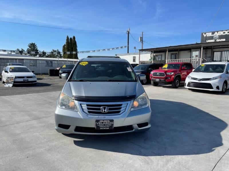 2009 Honda Odyssey for sale at Velascos Used Car Sales in Hermiston OR