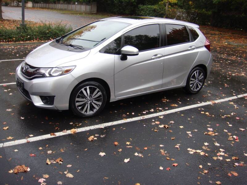 2016 Honda Fit for sale at Western Auto Brokers in Lynnwood WA