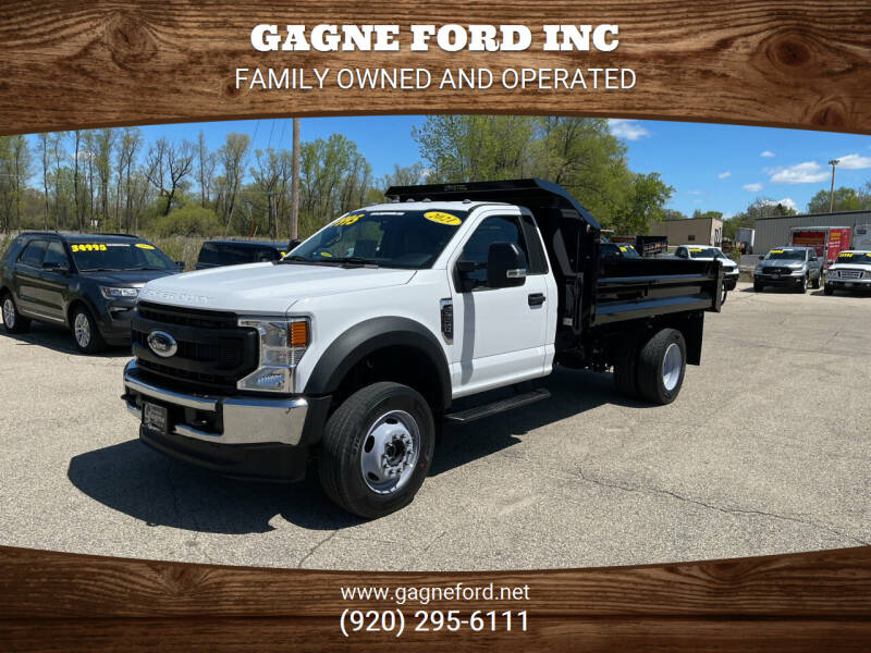 2021 Ford F-600 Super Duty for sale in Princeton, WI