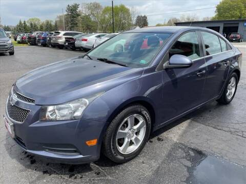 2014 Chevrolet Cruze for sale at HUFF AUTO GROUP in Jackson MI