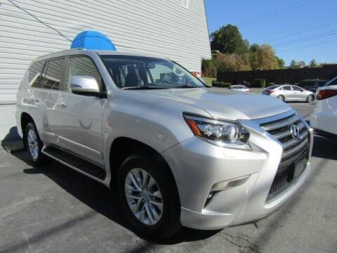 2017 Lexus GX 460 for sale at Specialty Car Company in North Wilkesboro NC