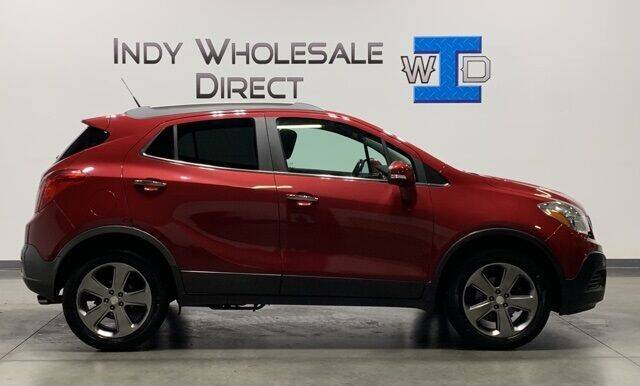 2014 Buick Encore for sale at Indy Wholesale Direct in Carmel IN