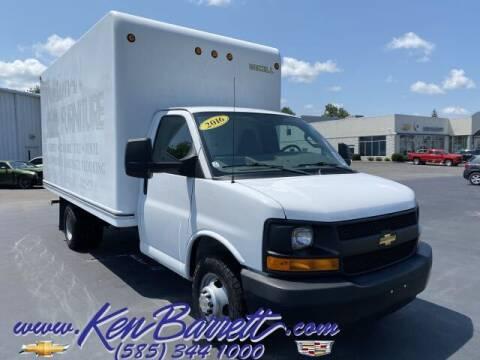 2016 Chevrolet Express Cutaway for sale at KEN BARRETT CHEVROLET CADILLAC in Batavia NY