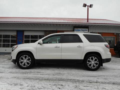 2013 GMC Acadia for sale at Twin City Motors in Grand Forks ND