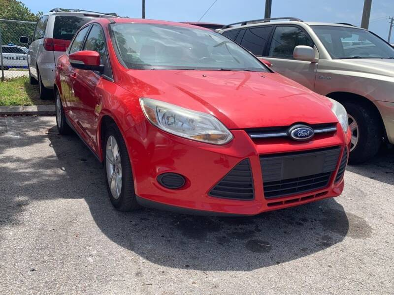 2013 Ford Focus for sale at YID Auto Sales in Hollywood FL