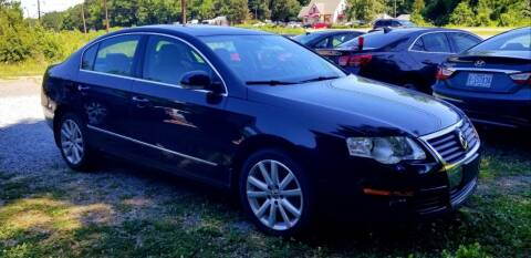 2010 Volkswagen Passat for sale at Progress Auto Sales in Durham NC
