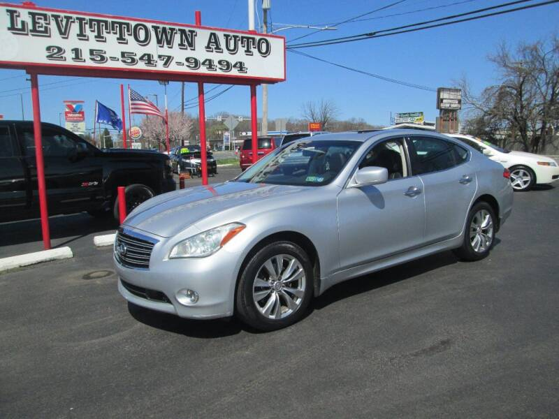 2012 Infiniti M37 for sale at Levittown Auto in Levittown PA
