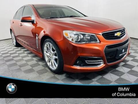 2015 Chevrolet SS for sale at Preowned of Columbia in Columbia MO