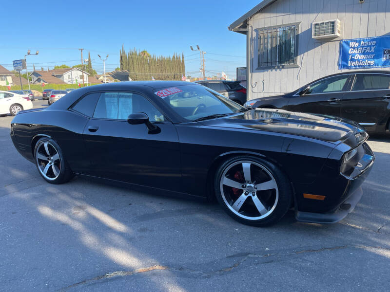 2012 Dodge Challenger for sale at Blue Diamond Auto Sales in Ceres CA