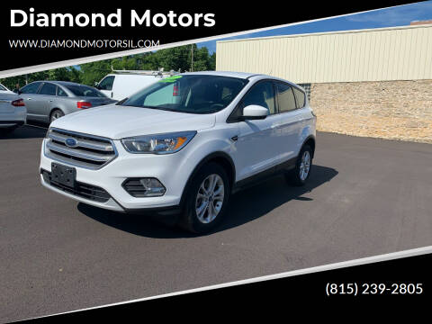 2017 Ford Escape for sale at Diamond Motors in Pecatonica IL