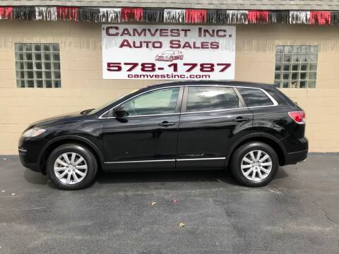 2008 Mazda CX-9 for sale at Camvest Inc. Auto Sales in Depew NY