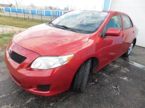 2010 Toyota Corolla for sale at Safeway Auto Sales in Indianapolis IN