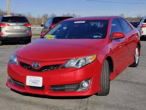 2014 Toyota Camry for sale at Clear Choice Auto Sales in Mechanicsburg PA