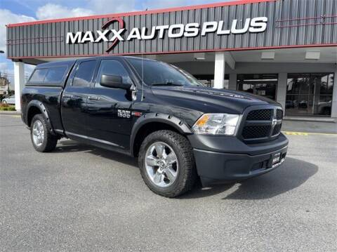 2015 RAM Ram Pickup 1500 for sale at Maxx Autos Plus in Puyallup WA