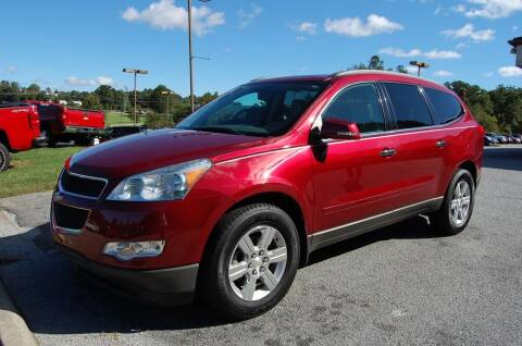 2010 Chevrolet Traverse for sale at Modern Motors - Thomasville INC in Thomasville NC