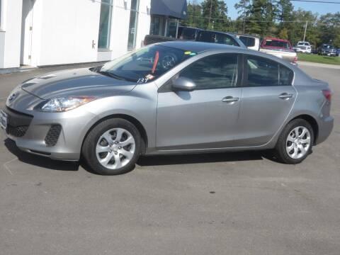 2013 Mazda MAZDA3 for sale at Price Auto Sales 2 in Concord NH