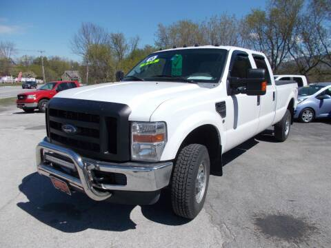 2010 Ford F-250 Super Duty for sale at Careys Auto Sales in Rutland VT