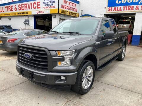 2017 Ford F-150 for sale at US Auto Network in Staten Island NY