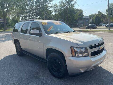 2007 Chevrolet Tahoe for sale at RPM Motor Company in Waterloo IA