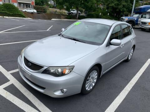 2008 Subaru Impreza for sale at Precision Motors LLC in Renton WA