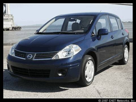 2007 Nissan Versa for sale at Action Automotive Service LLC in Hudson NY