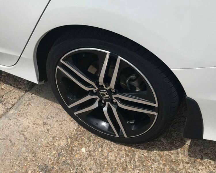 2016 Honda Accord EX-L 4dr Sedan w/Navi and Honda Sensing - Monroe LA