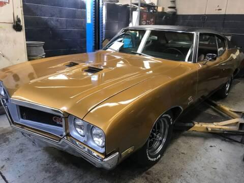 1970 Buick Gran Sport for sale at Black Tie Classics in Stratford NJ