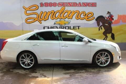 2016 Cadillac XTS for sale at Sundance Chevrolet in Grand Ledge MI