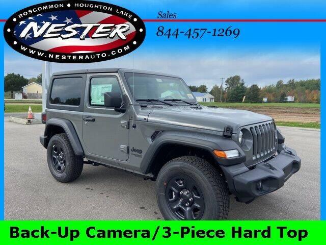 2021 Jeep Wrangler for sale in Houghton Lake, MI
