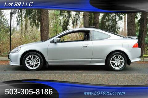 2006 Acura RSX for sale at LOT 99 LLC in Milwaukie OR