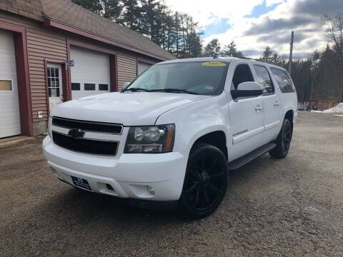 2007 Chevrolet Suburban for sale at Hornes Auto Sales LLC in Epping NH