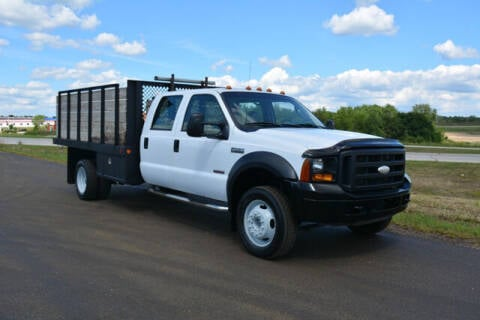 2006 Ford F-450 Super Duty for sale at Signature Truck Center in Crystal Lake IL