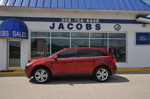 2013 Ford Edge for sale at Jacobs Ford in Saint Paul NE