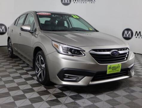 2020 Subaru Legacy for sale at Markley Motors in Fort Collins CO