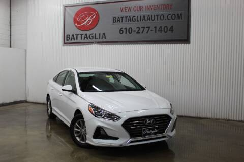 2019 Hyundai Sonata for sale at Battaglia Auto Sales in Plymouth Meeting PA