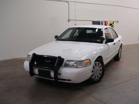 2011 Ford Crown Victoria for sale at DRIVE INVESTMENT GROUP in Frederick MD